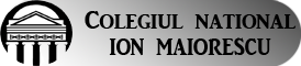 Colegiul National Ion Maiorescu - English articles